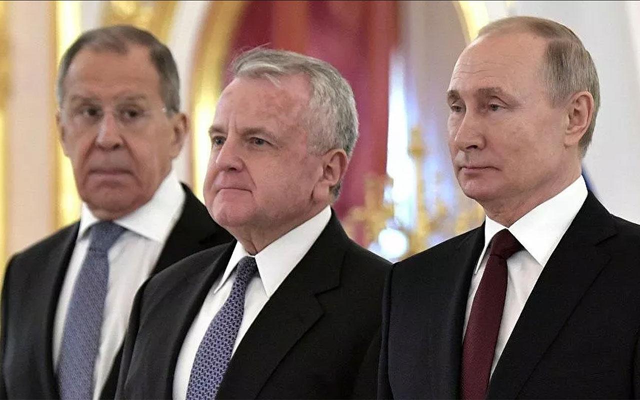 ABD- Rusya krizi büyüyor! Moskova Büyükelçisi istişareler için Washington'a geri dönüyor