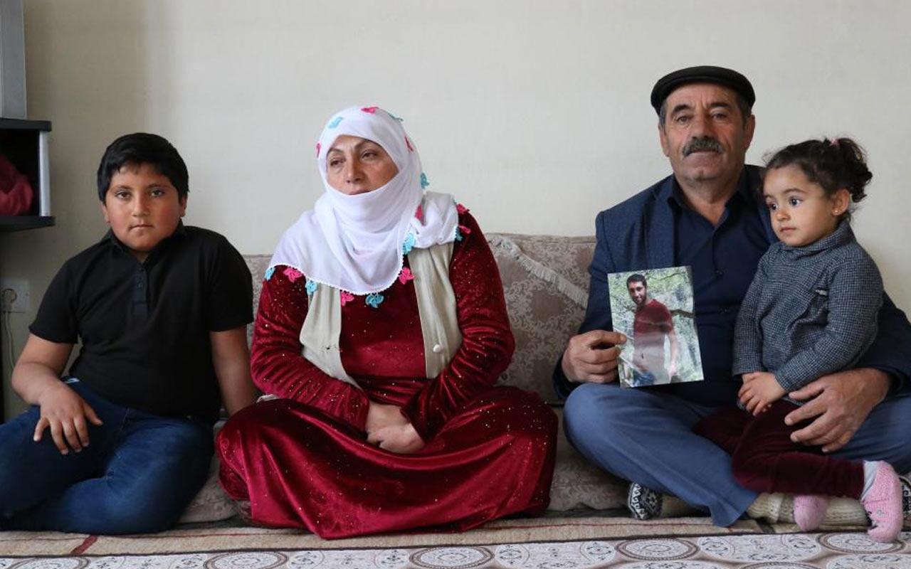 Van'da evladı dağa kaçırılan acılı baba: Bizleri tehdit ediyorlar
