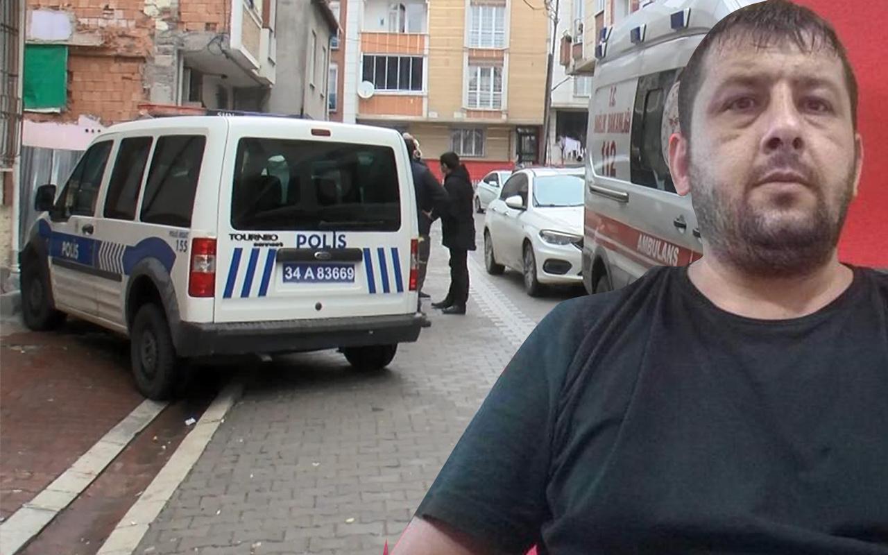 İstanbul'da eve giren komşu şok oldu! Dünyası başına yıkıldı
