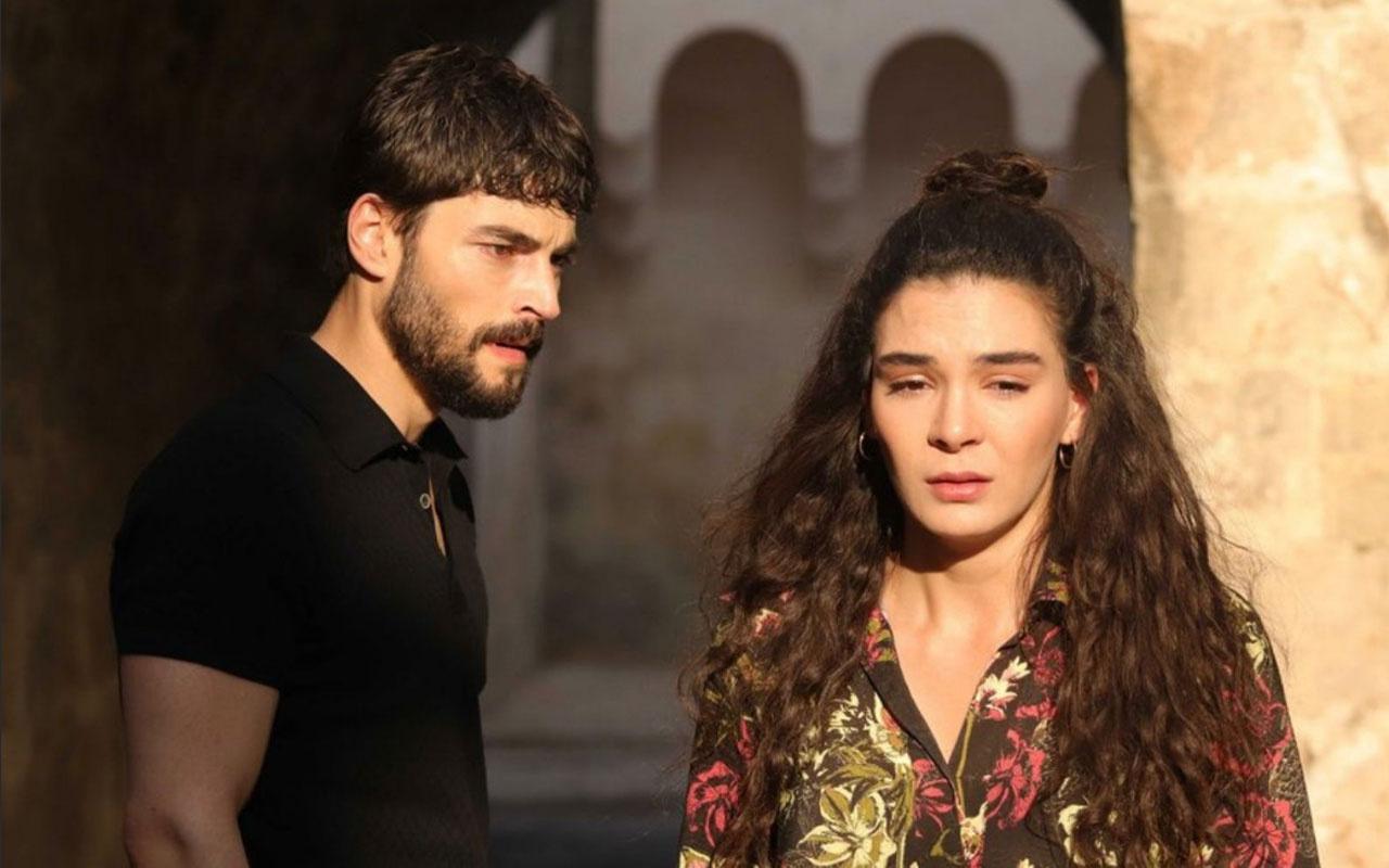 Akın Akınözü olayı anlattı Ebru Şahin sildi attı Hercai setinde kavga çıkardı dendi