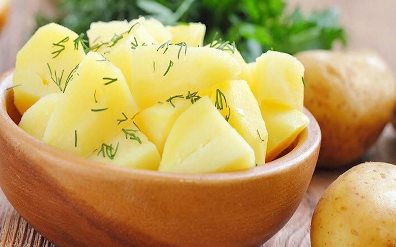 Patates diyeti nasıl yapılır 3 günde 5 kilo verdiriyor!
