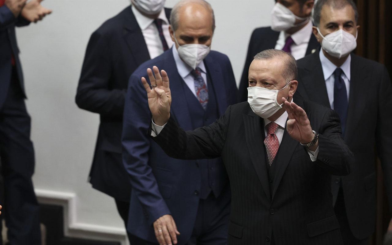 Cumhurbaşkanı Erdoğan'dan 128 milyar dolar ve Engin Altay çıkışı! Kefenimle yola çıktım