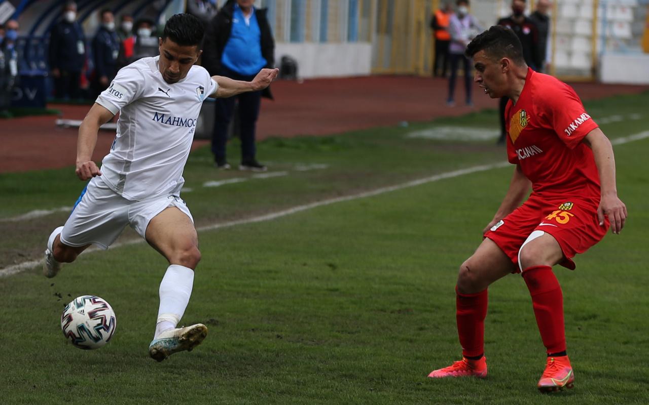 BB Erzurumspor konuk ettiği Yeni Malatyaspor'u 90+6'da yıktı