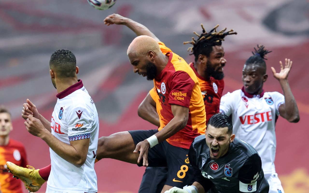 Galatasaray Trabzonspor maçı CANLI YAYIN