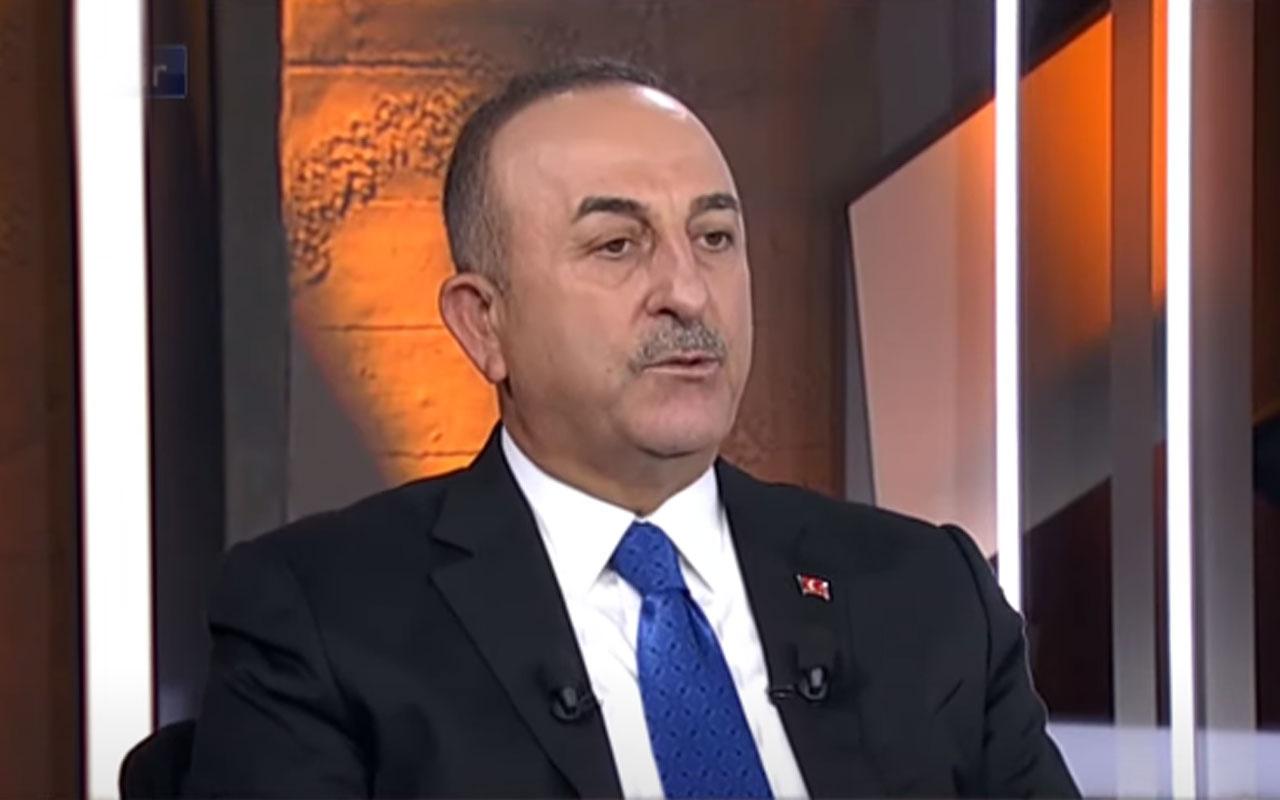 Mevlüt Çavuşoğlu'ndan flaş Mısır açıklaması