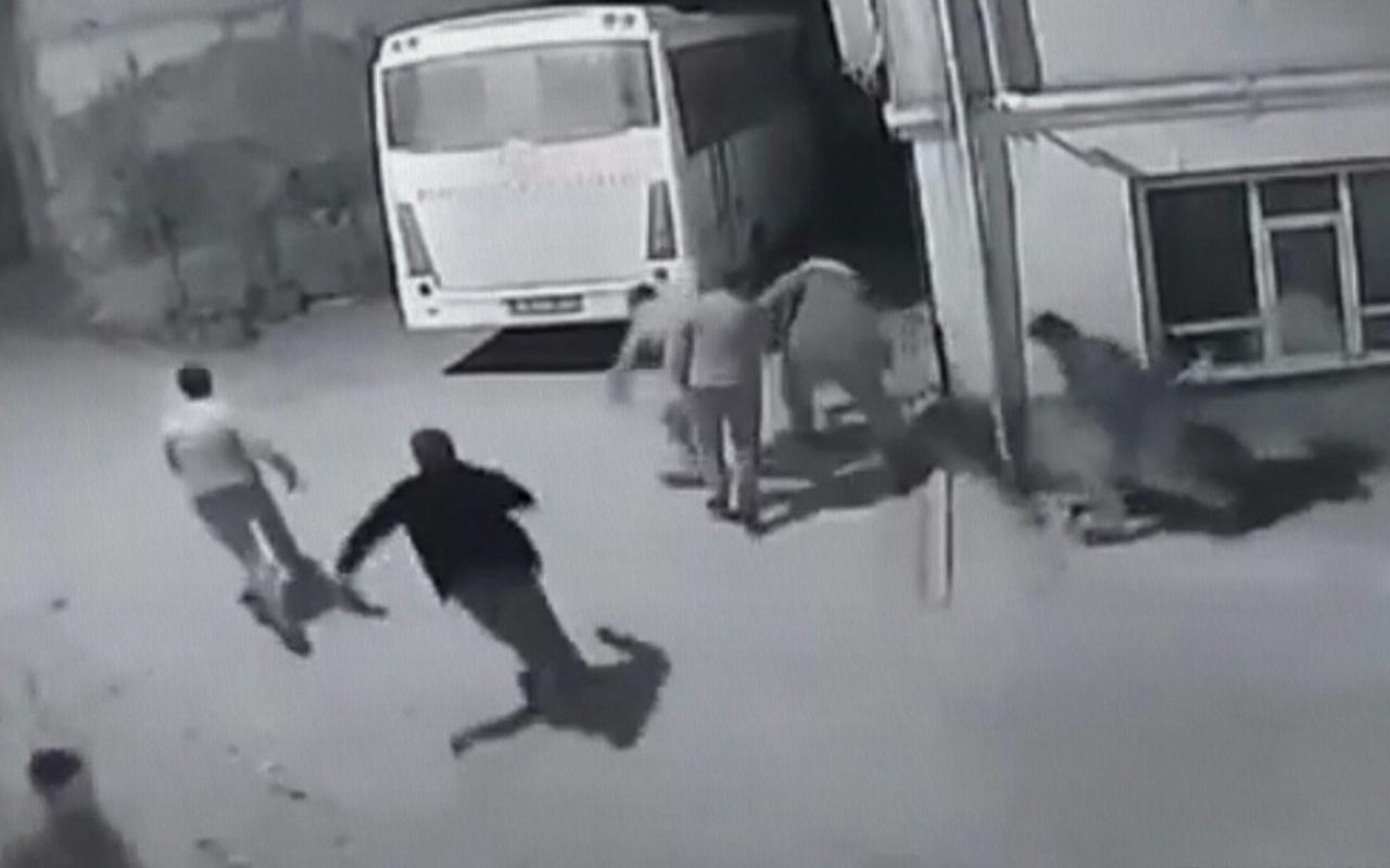 Bursa'da kısıtlamada jandarmayı gören köylüler böyle kaçtı