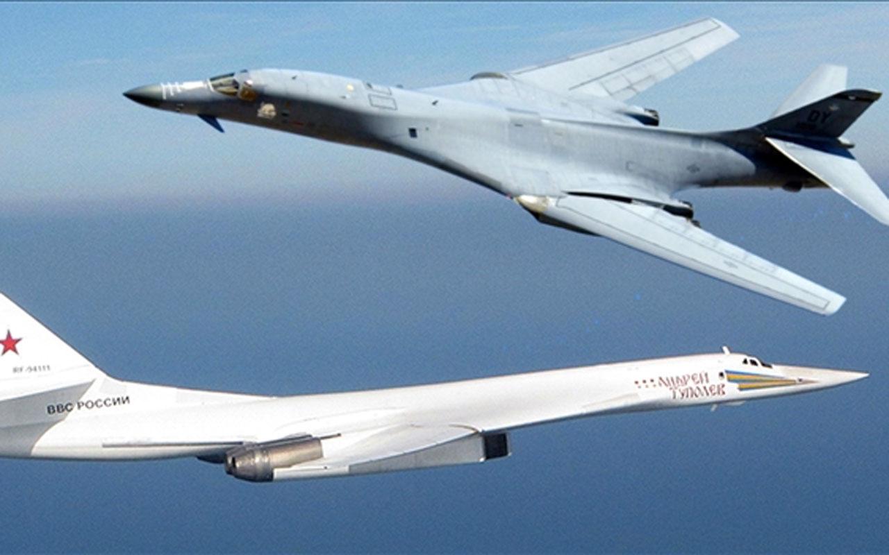 NATO'dan Baltık Denizi'nde Rus askeri uçaklarına önleme