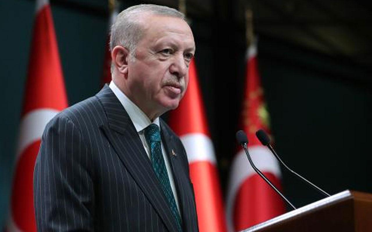 Cumhurbaşkanı Erdoğan'dan 128 milyar dolar paylaşımı! Gerçek neymiş bakalım...