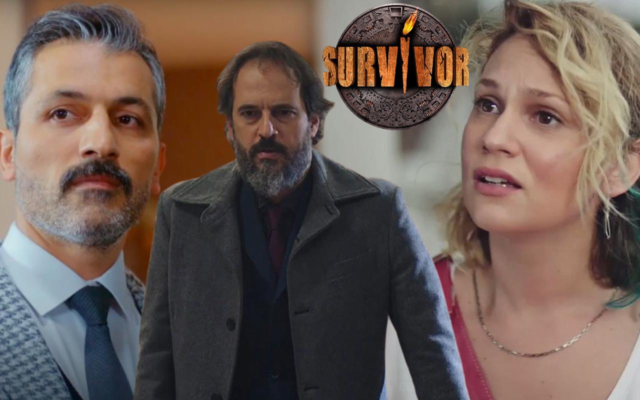 Hekimoğlu Survivor Masumlar Apartmanı ve Baraj'a reyting şoku! Zirve bakın kimin