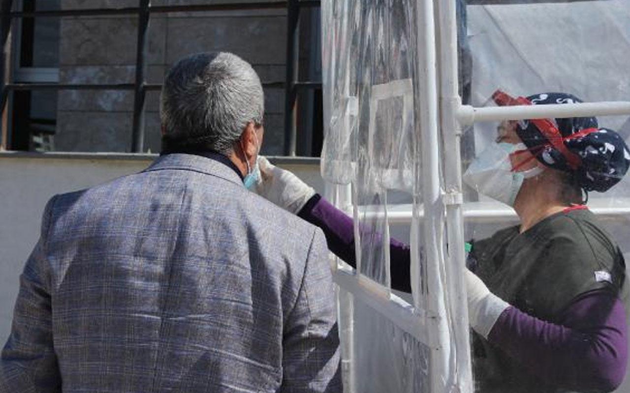 Türkiye'de bir ilk! Mobil PCR test aracı Kastamonu'da kullanılmaya başlandı