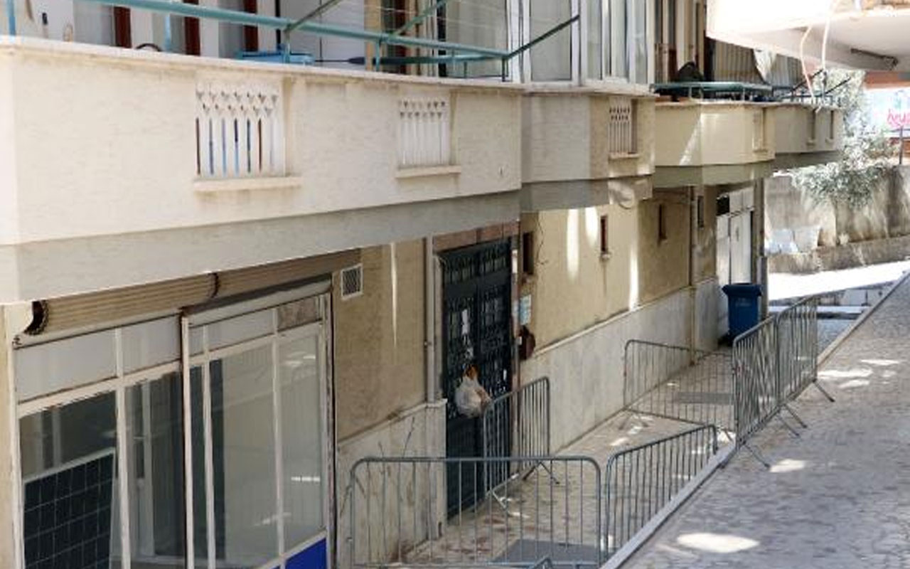 Alanya'da 5 katlı apartman karantinaya alındı! 10 pozitif vaka, 36 temaslı...
