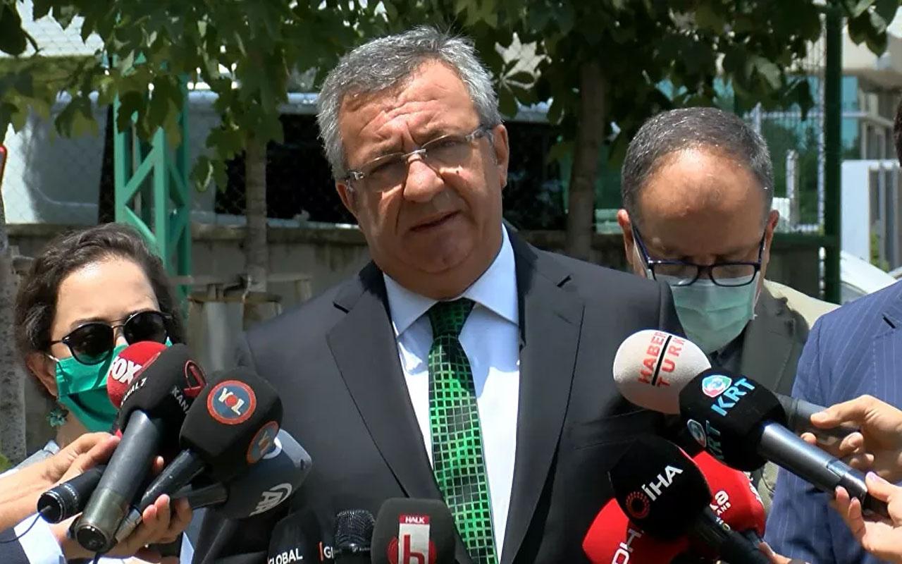 Ankara Cumhuriyet Başsavcılığı, CHP'li Engin Altay hakkında soruşturma başlattı