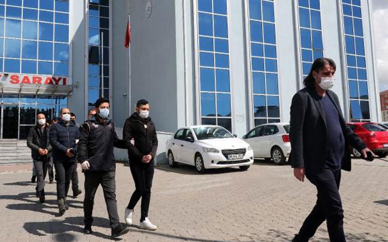 Yunanistan'a kaçmak isterken yakalandılar! 4 FETÖ şüphelisi tutuklandı