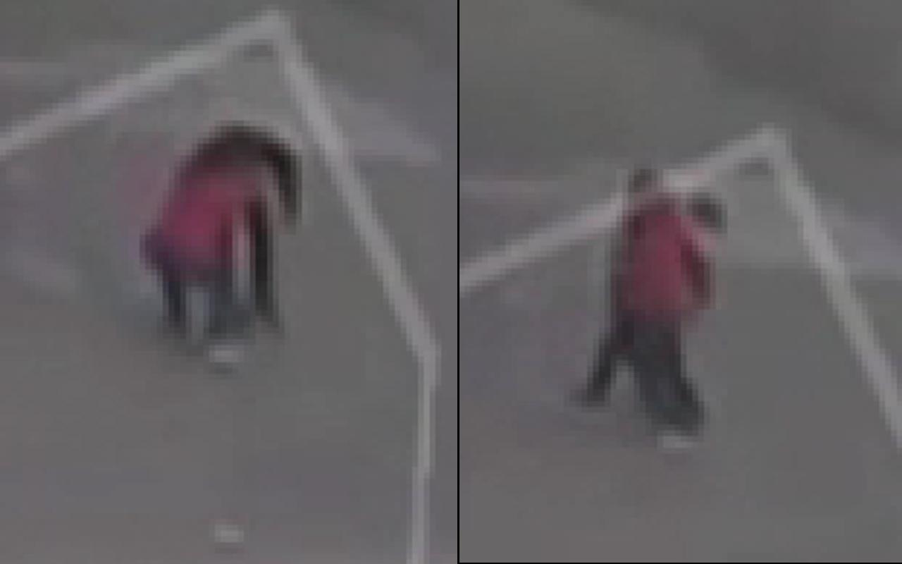 Gaziantep'te yolda yürüyen kadının arkasından sinsice yaklaştı! Kabusu yaşattı