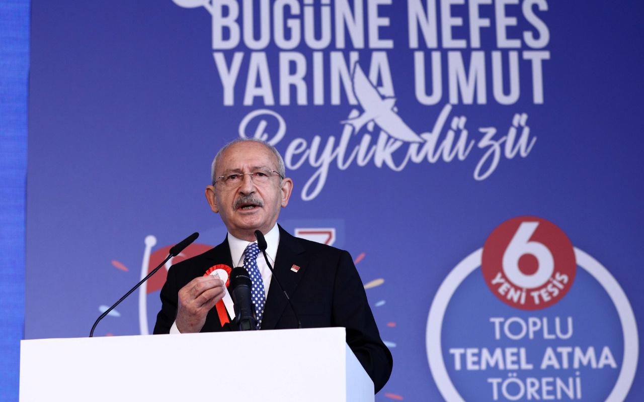 Kemal Kılıçdaroğlu'ndan Ruhsar Pekcan'ın görevden alınmasına ilişkin açıklama