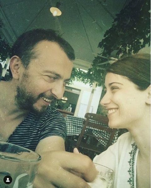 Hazal Kaya Ali Atay'ın doğum günü için paylaştı romantik sözlere beğeni yağdı