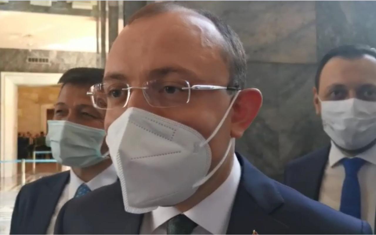 Ticaret Bakanı Mehmet Muş: İhracatın artması için çalışacağız