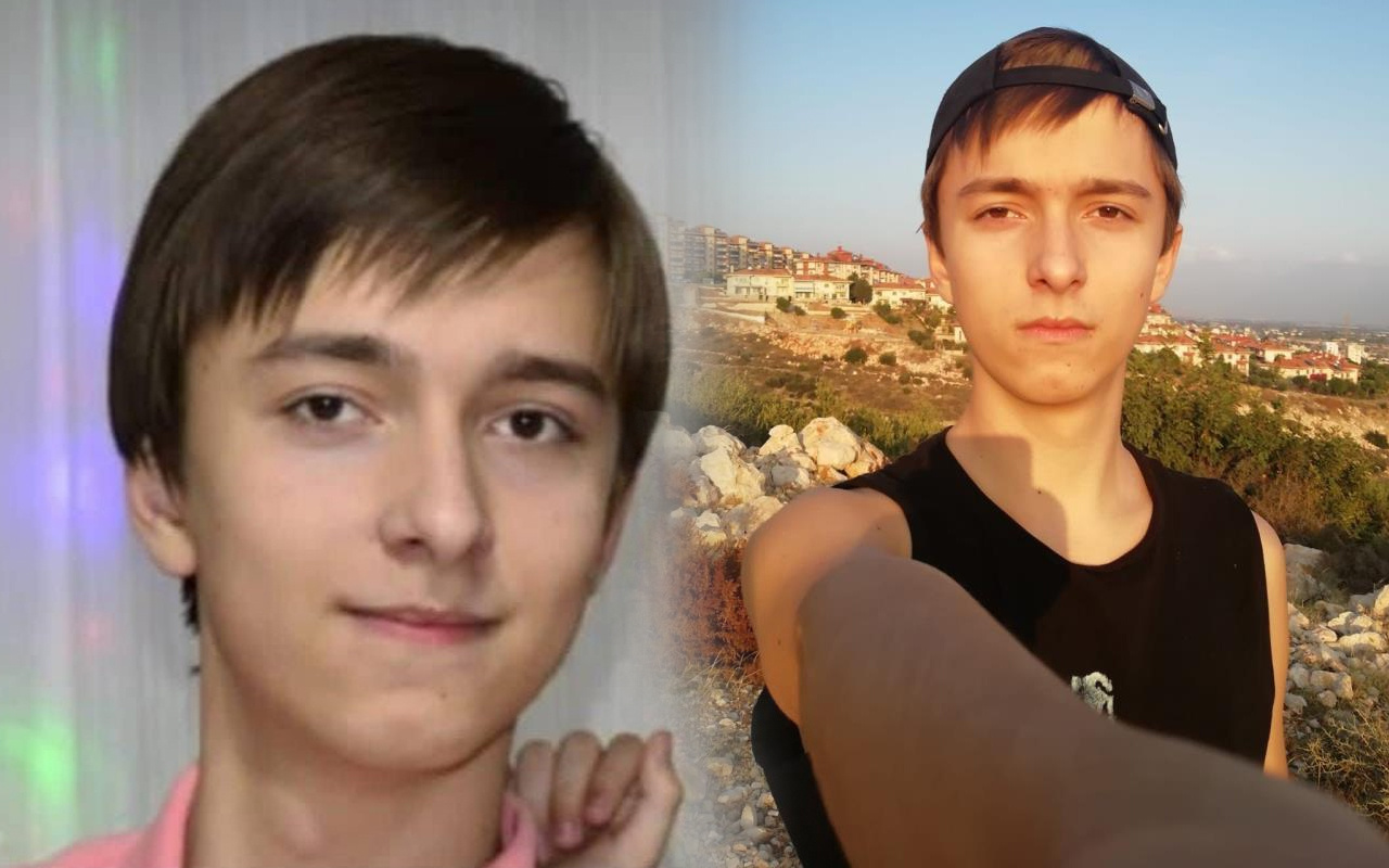 Mersin'de kaybolan 16 yaşındaki Rus genç Artvin'de bakın nerede bulundu