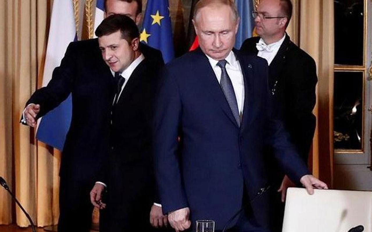Ukrayna'nın çağrısına Putin'den cevap geldi