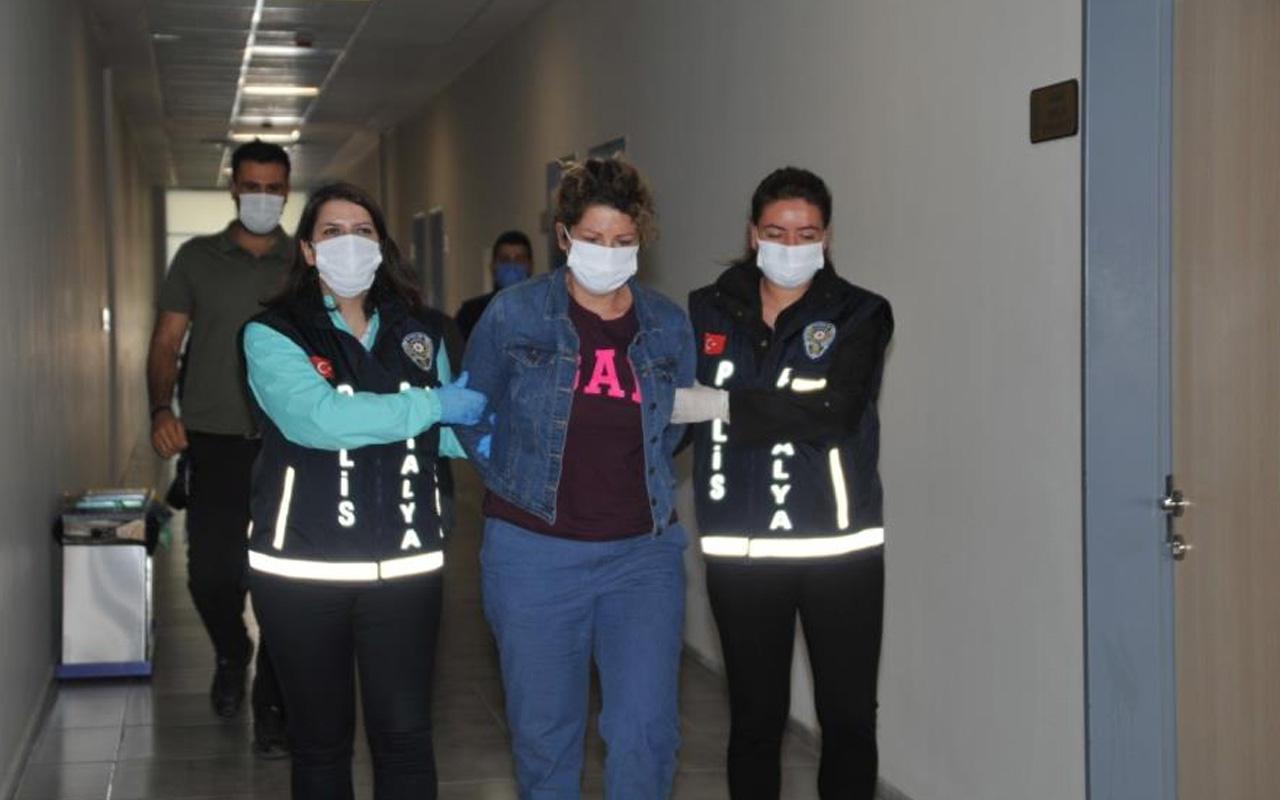 Kolombiyalı karı-koca hırsızlık çetesi kurdu! 2 buçuk milyon TL'yi yurt dışına aktardılar
