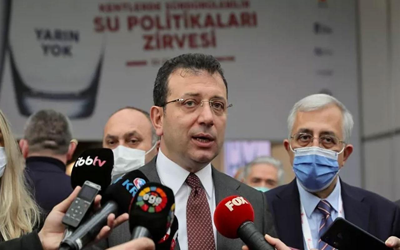 İstanbul Valiliği'nden Ekrem İmamoğlu'nun 'Hadsiz' sözlerine tepki: Özensiz ve yakışıksız