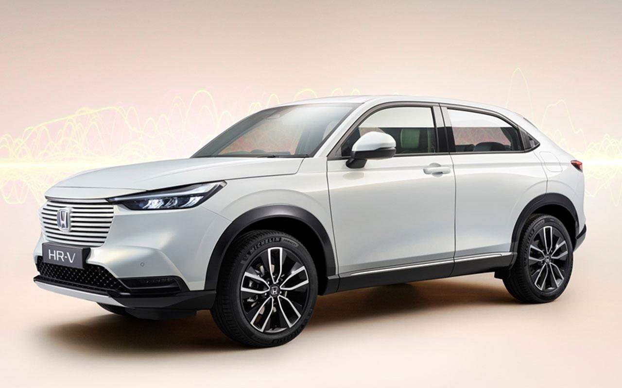 Honda'nın ilk hibrit SUV'u yeni HR-V e:HEV yıl sonunda Avrupa'da satışa çıkacak