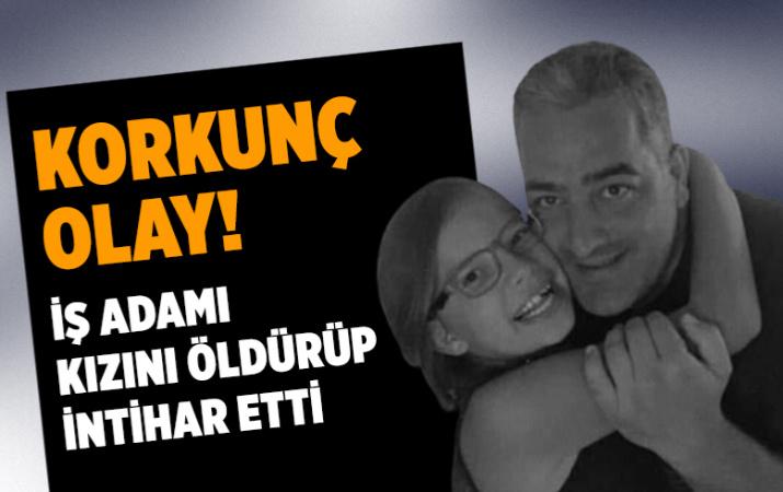 İstanbul Bahçeşehir'de iş adamı 14 yaşındaki kızını öldürüp intihar etti