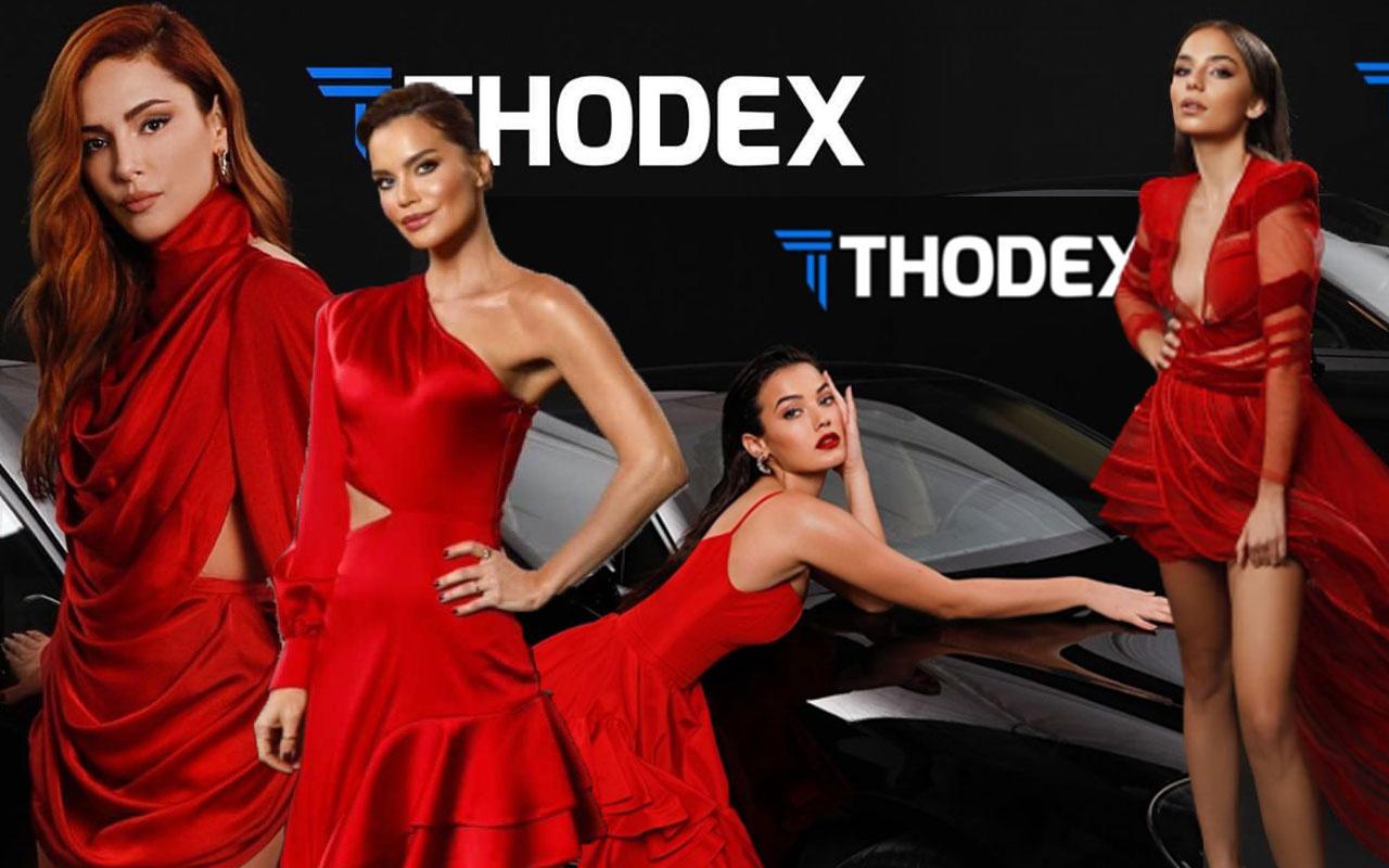 Thodex skandalında birbirinden ünlü isimler kullanılmış bakın kimler var