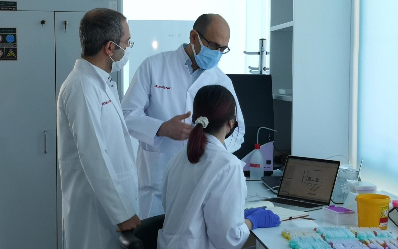 Türk bilim insanlarından covid-19 tedavisinde umut olacak ilaç: 20 saate kadar öteliyor