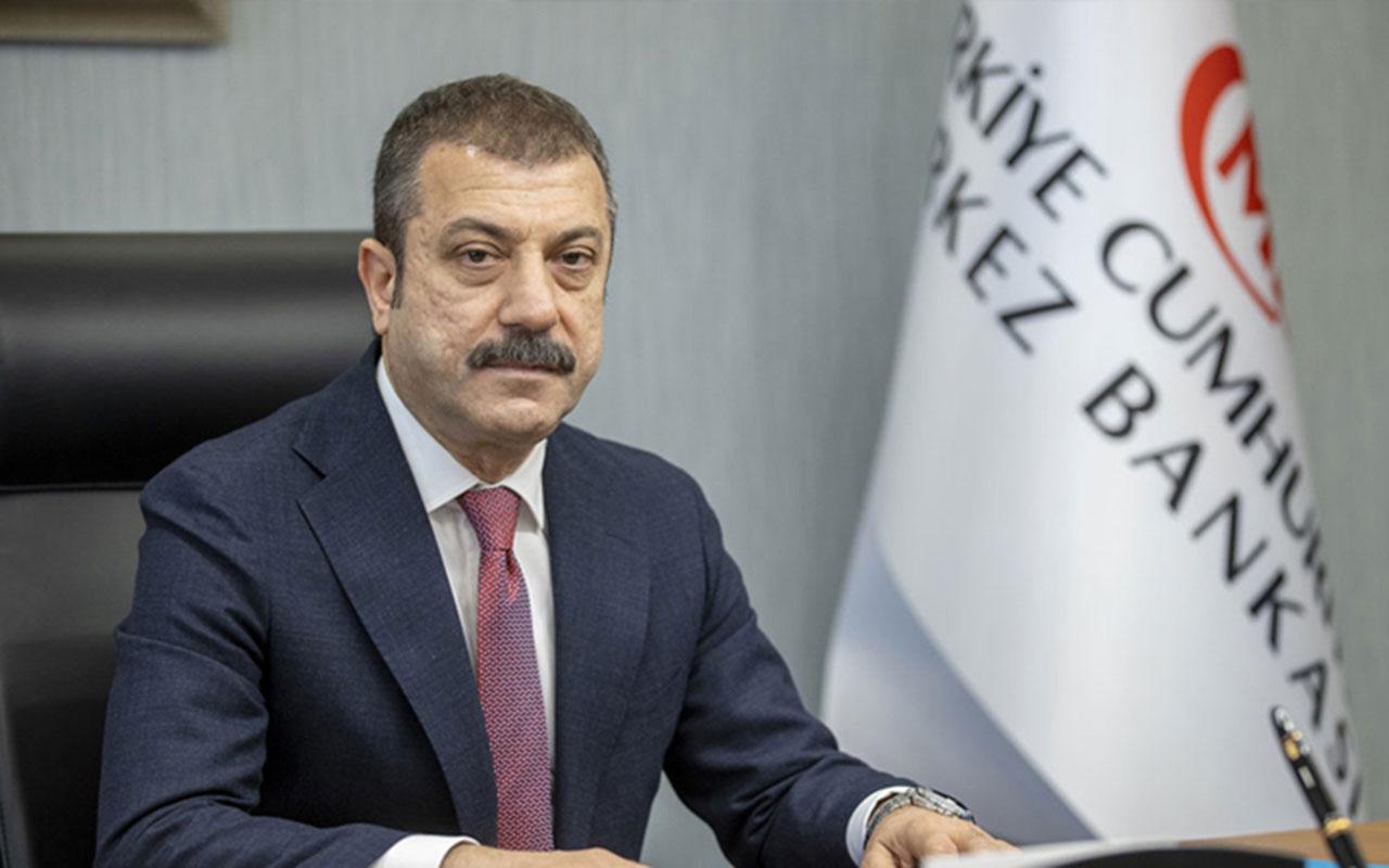 Son dakika Merkez Bankası Başkanı Kavcıoğlu'ndan faiz açıklaması
