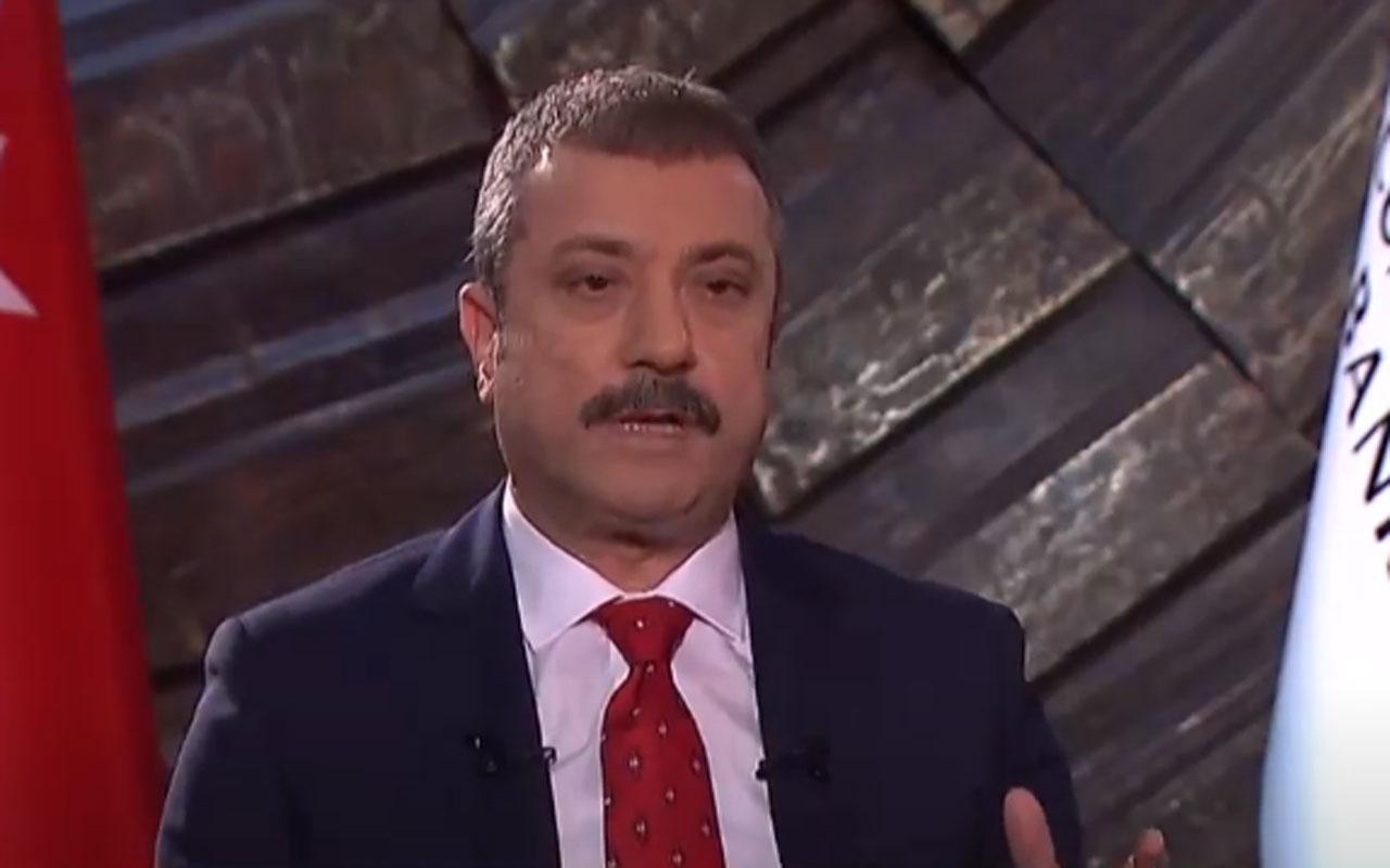 MB Başkanı Şahap Kavcıoğlu'ndan 128 milyar dolar açıklaması