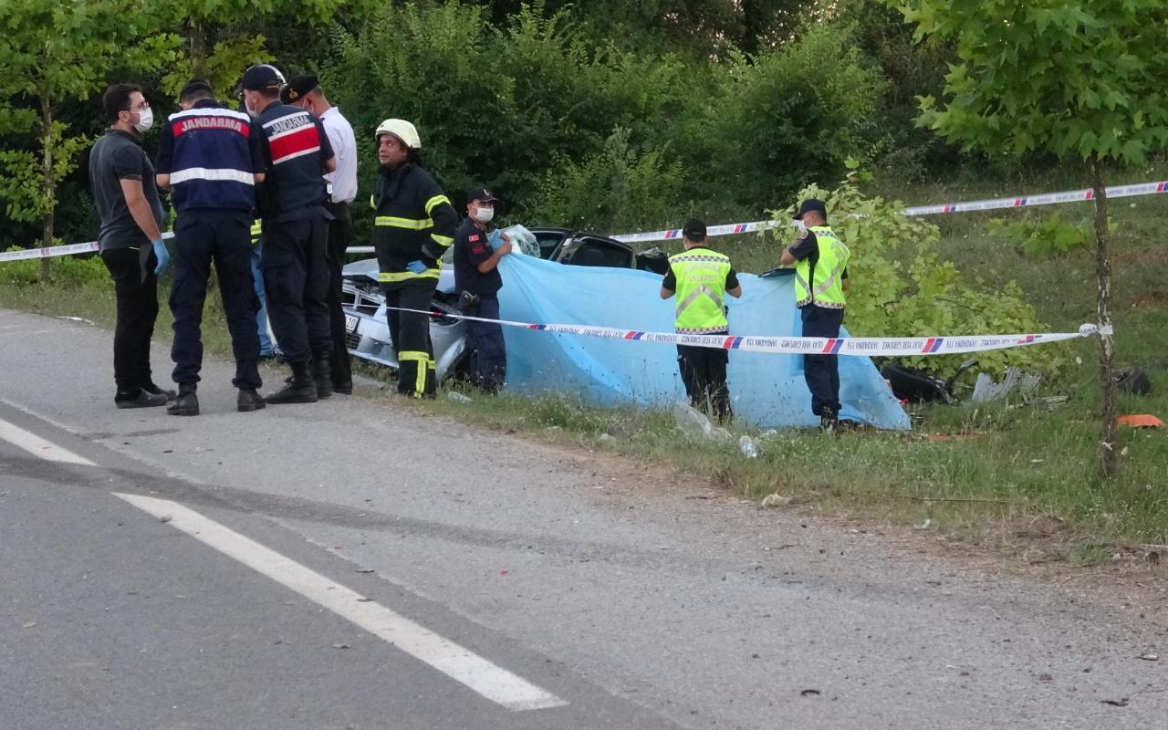 Kocaeli'de 5 kişinin öldüğü kazada skandal! Şoförün idrar örneği dökülünce...