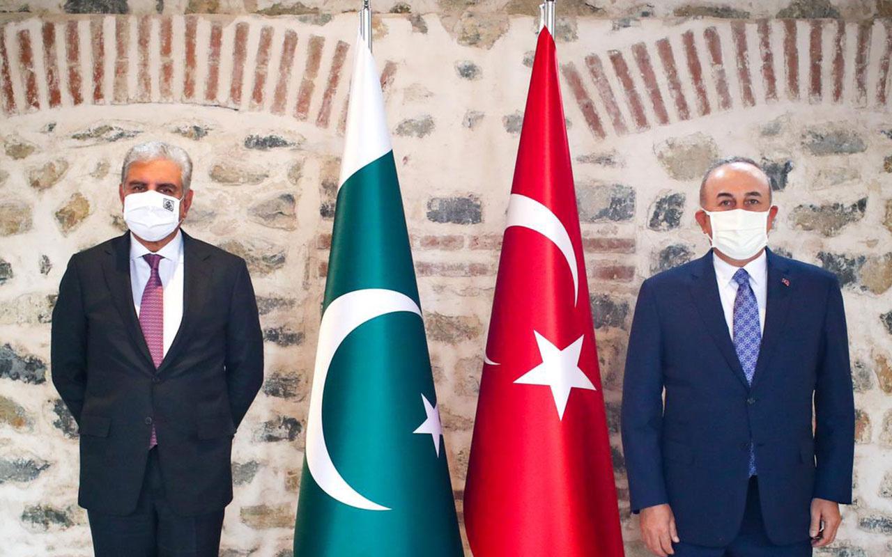Türkiye, Pakistan ve Afganistan'dan ortak bildiri! Taliban'a uzlaşmaya bağlı kal çağrısı