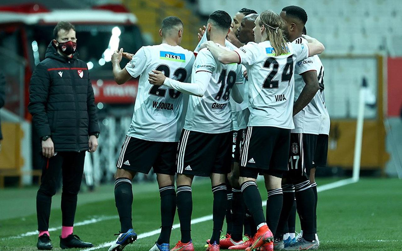 Lider Beşiktaş'ın konuğu Hes Kablo Kayserispor