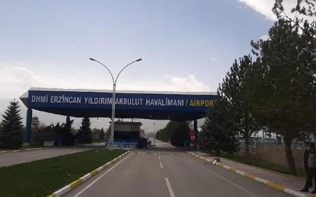 Cumhurbaşkanı Erdoğan duyurmuştu! Yıldırım Akbulut'un adı, memleketi Erzincan'da havalimanına verildi
