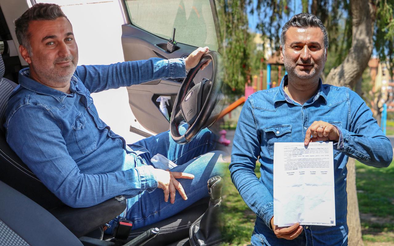 Antalya'da herkesin 'yok' dediği belgeyi buldu! Hayatını kurtardı: Bu kadar kolay olmamalıydı