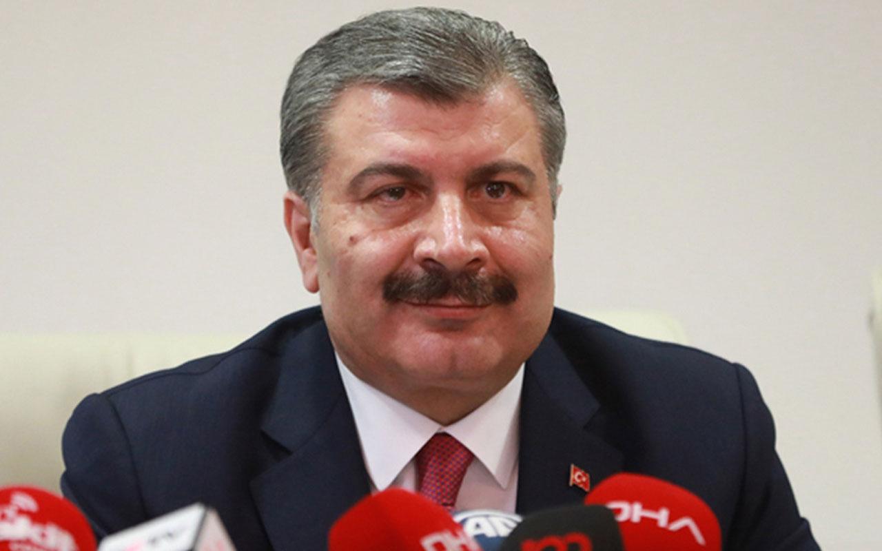 Sağlık Bakanı Fahrettin Koca'dan heyecanlandıran çıkış! Beni tanımadığınız günlere dönmek için...