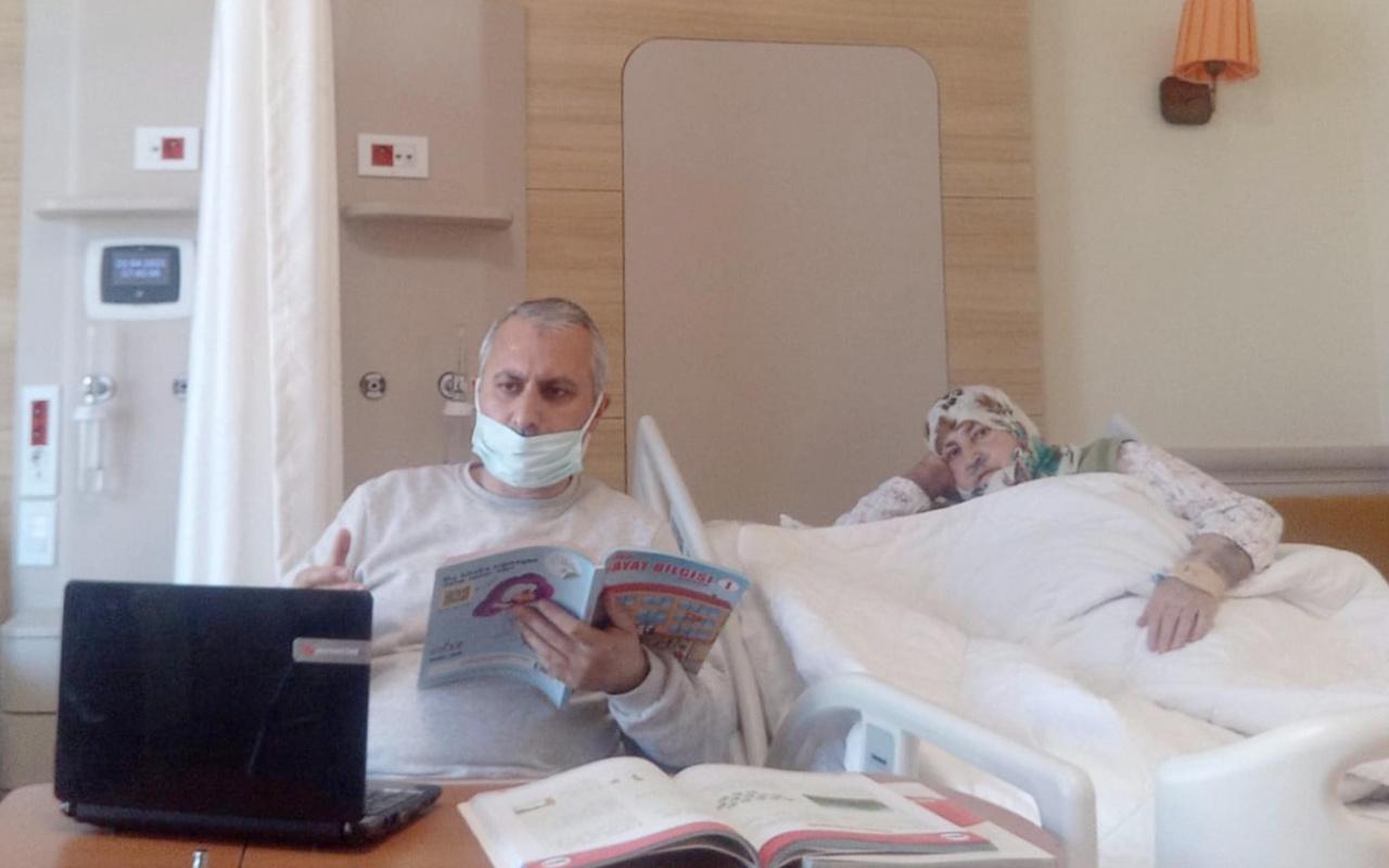 Erzurum'daki öğretmenin görev aşkı takdir topladı: En çok istediğim şey...