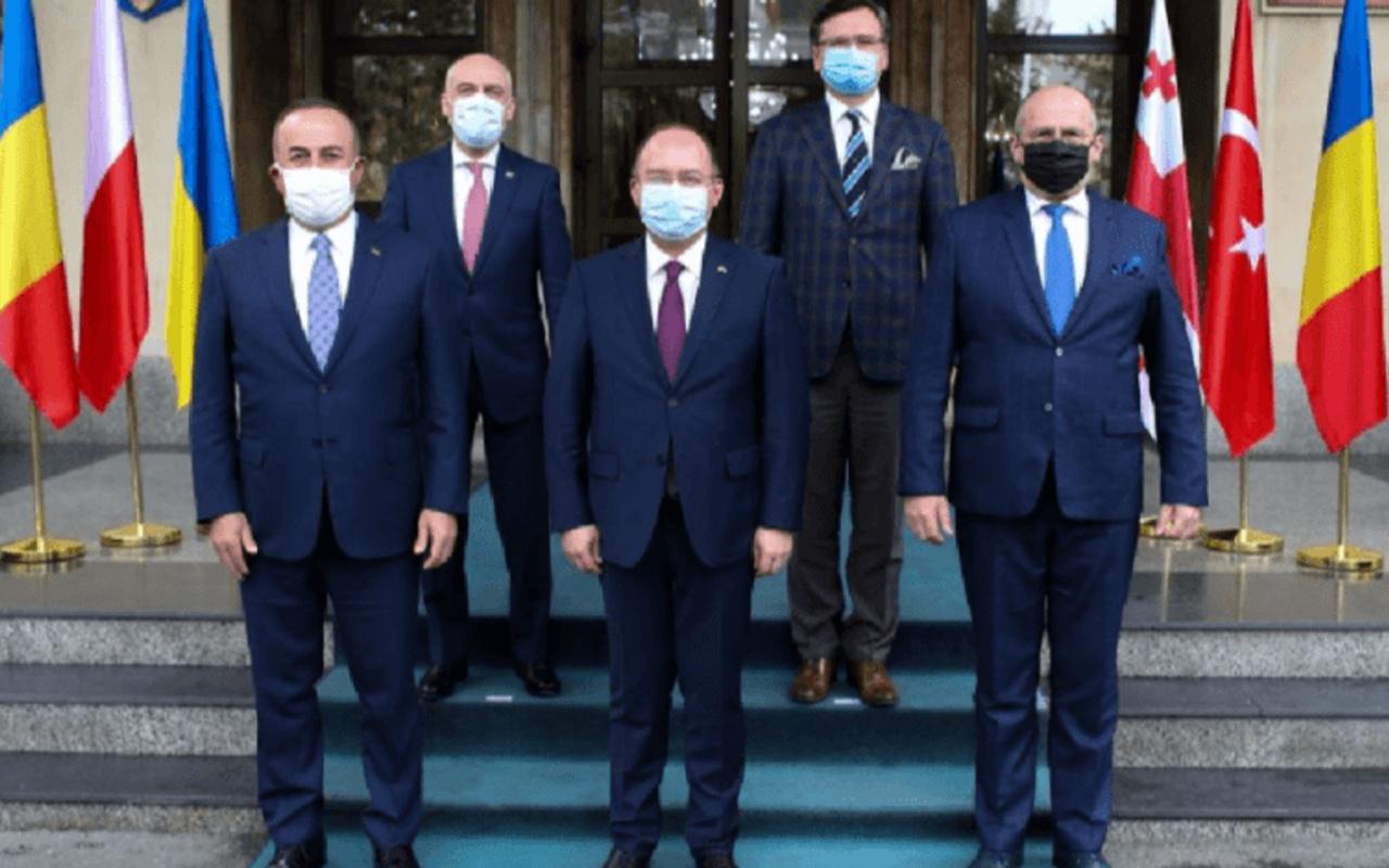 Polonya Dışişleri Bakanı'ndan kritik zirve sonrası Türkiye vurgusu: Minnettarız