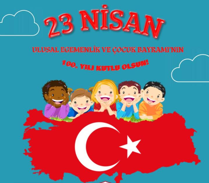 23 Nisan mesajları kısa resimli 2021 Atatürk'ün 23 Nisan sözleri