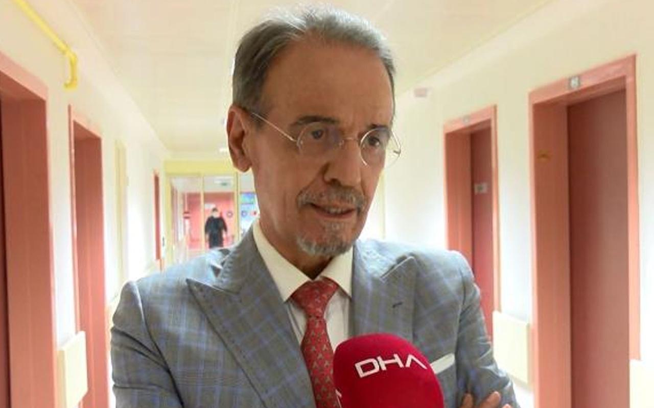 Prof. Dr. Mehmet Ceyhan'dan uyarı: Bu kişiler Covid-19'u daha ağır geçiriyor