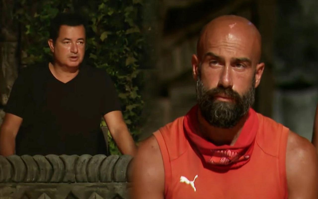 Survivor'daki diskalifiyeyi Acun Ilıcalı açıkladı Çağrı Atakan sözleriyle herkesi ağlattı