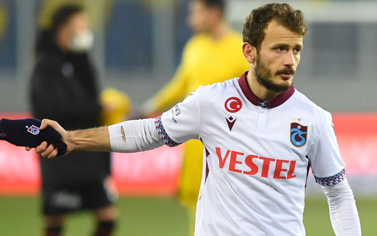 Trabzonspor, Abdülkadir Parmak'ın kalemini kırdı kadro dışı bırakıldı