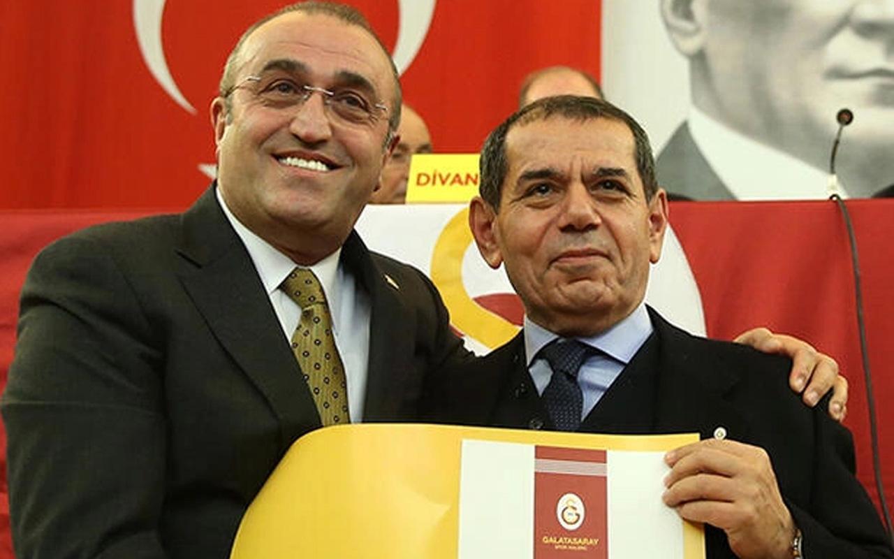 Abdurrahim Albayrak'tan Dursun Özbek itirafı