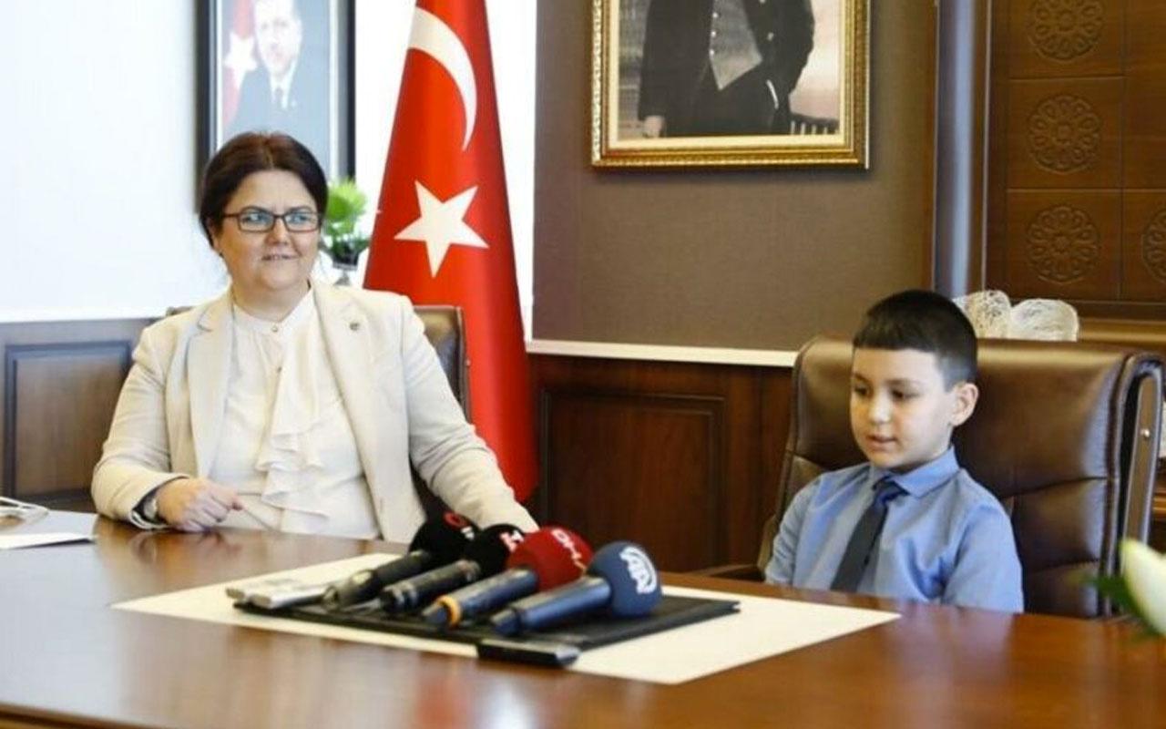 Bakan Derya Yanık'ın 23 Nisan'daki sözleri tepki çekmişti! Bakanlık'tan açıklama geldi