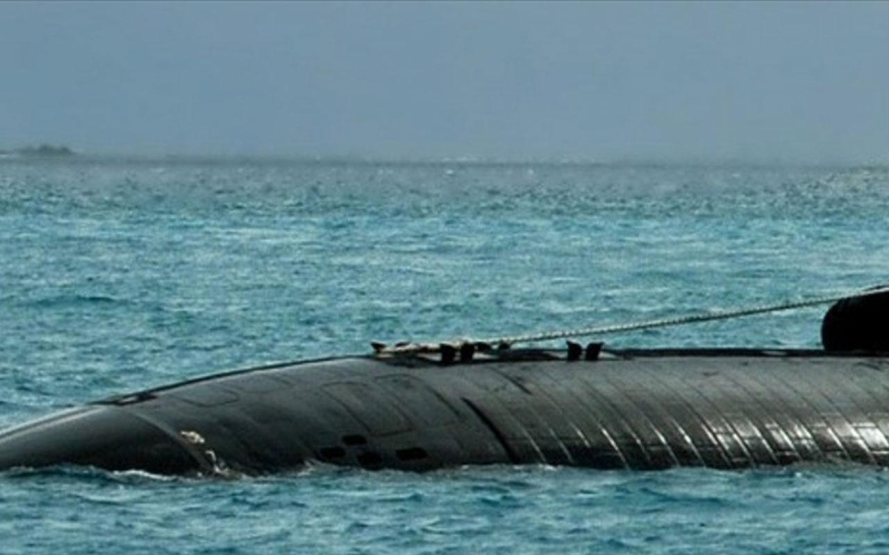 Endonezya açıklarında 3 gün önce kaybolmuştu! Denizaltıdaki 53 kişi hayatını kaybetti