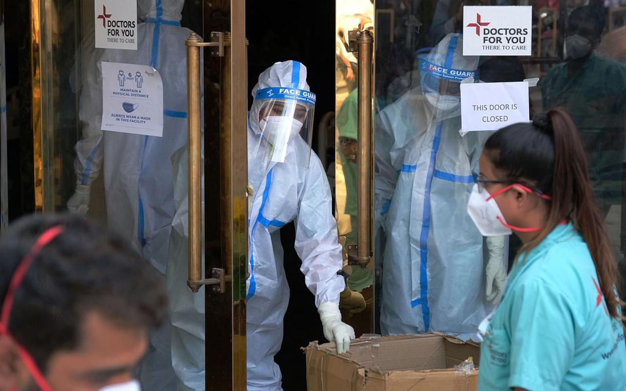 Hindistan'da durum vahim! Koronavirüs vaka sayısı 20 milyonu geçti