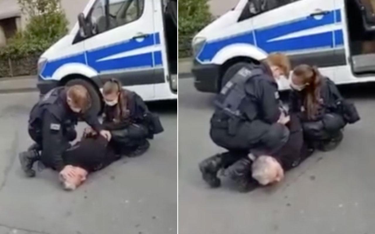 Alman polisinden Türk işadamına inanılmaz şiddet! George Floyd gibi öldüreceklerdi