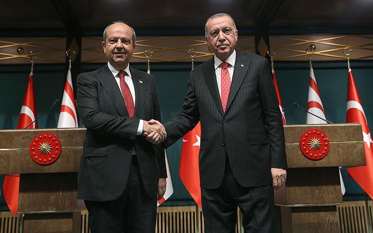 KKTC Cumhurbaşkanı Ersin Tatar, Türkiye'ye geliyor!
