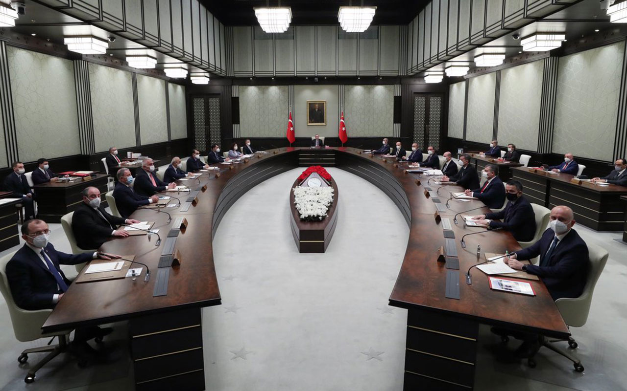 Son dakika! Türkiye 29 Nisan'dan 17 Mayıs 2021'e kadar tam kapanma kararı aldı